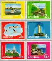 Ned Antillen 1972 Islands NVPH 445, MNH** Postfris - Curaçao, Nederlandse Antillen, Aruba