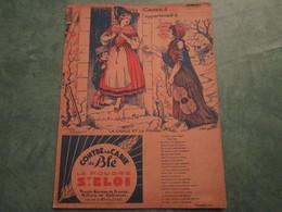 Contre La Carie Du Blé - La Poudre St. ELOI - La Cigale Et La Fourmi - Copertine Di Libri