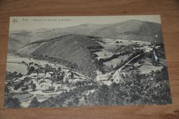 6731-     COO,  PANORAMA DE COO PRIS DU BELVEDERE - Stavelot