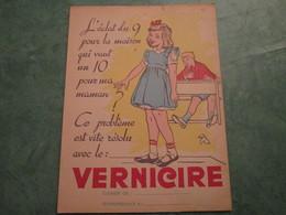 VERNICIRE - Book Covers