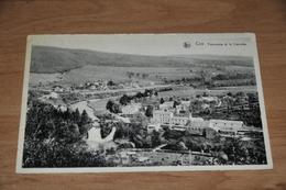 6735-     COO, PANORAMA ET LA CASCADE - Stavelot