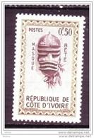 Côte D'Ivoire, Ivory Coast, Masque, Costume, Culture, Mask, Art, - Costumes