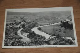 6736-     COO, PANORAMA DE L'AMBLEVE PRIS DU POINT DE VUE - Stavelot