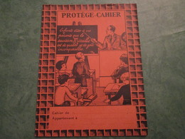 SAUCISSON MIREILLE - Protège-cahiers