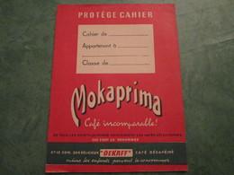 MOKAPRIMA - Café Incomparable - Book Covers