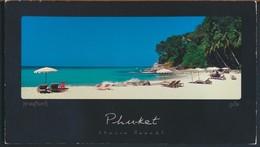 °°° GF 591 - THAILAND - PHUKET - 2005 With Stamps °°° - Thailand