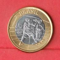 BRAZIL 1 REAL 2016 - RIO 2016     - (Nº26897) - Brésil