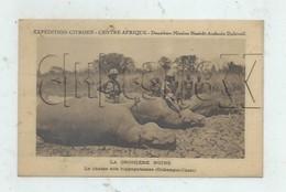 République Centrafricaine Ou Centrafrique : Chasse Aux Hippopotames Croisière Noire Centre Afrique En 1930 (animé) PF - Centrafricaine (République)