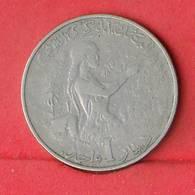 TUNISIE 1 DINAR 1976 -    KM# 304 - (Nº26911) - Tunisie