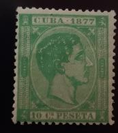 Cuba N39*con - Cuba (1874-1898)