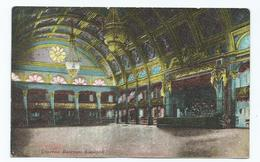 Lancashire Postcard Blackpool Express Ballroom Posted 1910 - Blackpool