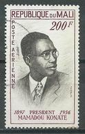 Mali Poste Aérienne YT N°9 Président Mamadou Konate Oblitéré ° - Mali (1959-...)