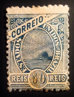 1894 Brésil Yt 81 . Republican Dawn. Sugarloaf Mountain.  Neuf Charnière - Brésil