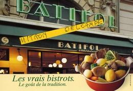PARIS: BATIFOL Pereire 6,pl Du Maréchal Juin Paris 17ème. LES VRAIS BISTROT - Cafés, Hôtels, Restaurants