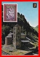 CPSM/gf SANT JOAN De CASSELLES (Andorre)  Eglise Romane...I0221 - Andorre