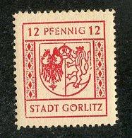 W-10064 Gorlitz Mi.#16* ( 2.50€ )  Offers Welcome-over 61000 Items! - Zona Sovietica