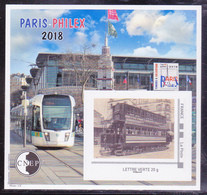 #           ¤¤    Yvert CNEP N° 78 - Salon PARIS-PHILEX 2018 - Neuf**  Luxe ¤¤ - CNEP