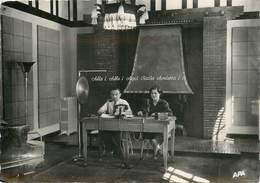 """CPSM ANDORRE """"Grand Studio De Radio Andorre"""" - Andorre"""