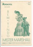 Program * Portugal * Nº39 * 1954 * Monumental * Bem-vindo Mr. Marshall - Programmi