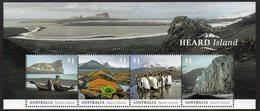 AUSTRALIA, 2017 HEARD ISLAND MINISHEET MNH - 2010-... Elizabeth II