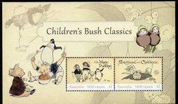 AUSTRALIA, 2018 CHILDRENS BUSH CLASSICS MINISHEET MNH - 2010-... Elizabeth II