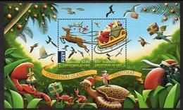 CHRISTMAS Is, 2016 XMAS MINISHEET MNH - Christmas Island