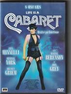 DVD  CABARET  Avec Liza Minnelli     Etat: TTB Port 110 Gr Ou 30 Gr - Classic