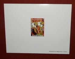 MAROKKO MOROCCO MARRUECOS  MAROC FLOWERS FLEURS EPREUVE DE LUXE ( DELUXE PROOF ) 2004 - Marruecos (1956-...)