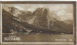 AK 0104  Grundlsee - Sammelbild Suchard Kakao Nummer 206 - Geographie