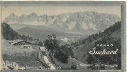 AK 0104  Dachstein Vom Preunegtal - Sammelbild Suchard Kakao Nummer 218 - Geographie