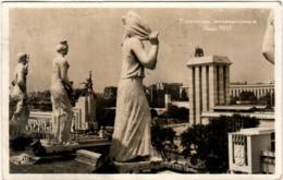 5LI 929. PARIS - EXPOSITION INTERNATIONALE PARIS 1937 - PAVILLON D' ITALIE - Mostre