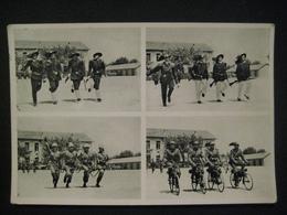 DA VEDERE 6 SCAN A VOIR BERSAGLIERI SFILATA 125 ANNI DI STORIA 4 VEDUTE MULTIVUE BICICLETTA VELO BYKE - Regiments