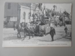 BELGIQUE ANVERS PUTTE FEUWFEEST,EUGEEN DE PRETER, 2 JULI 1914 PRAALSTOET DE NEDERLANDSCHE VEEHANDEL - Putte