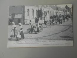 BELGIQUE ANVERS PUTTE FEUWFEEST,EUGEEN DE PRETER, 2 JULI 1914 PRAALSTOET GROEP VAN DEN LANDBOUW - Putte