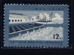 North Vietnam Viet Nam MNH Perf Stamp 1964 : Irrigation For Agriculture (Ms149) - Vietnam