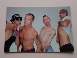 RED HOT CHILLI PEPPERS ( Heroes London ) Anno 19?? ( See/zie/voir Photo ) ! - Chanteurs & Musiciens