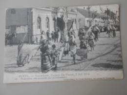 BELGIQUE ANVERS PUTTE FEUWFEEST,EUGEEN DE PRETER, 2 JULI 1914 PRAALSTOET HET AMBACHT DER STEENBAKKERS - Putte