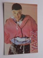 YAZZ ( 319 - Le Terme ) Anno 19?? ( See/zie/voir Photo ) ! - Chanteurs & Musiciens