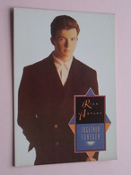 RICK ASTLEY Together Forever ( 197 - Le Terme ) Anno 19?? ( See/zie/voir Photo ) ! - Chanteurs & Musiciens