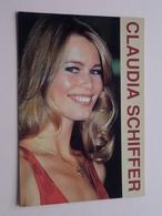 Claudia SCHIFFER ( Heroes London ) Anno 19?? ( See/zie/voir Photo ) ! - Femmes Célèbres