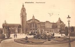 Wiesbaden Hauptbahnhof - Wiesbaden