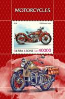 Sierra Leone 2018 Motorcycles  S201811 - Sierra Leone (1961-...)