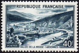 France N°  842.A ** Vallée De La Meuse - France