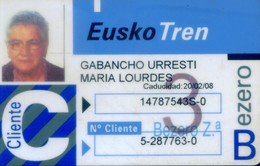 Spain Transport Card, (1pcs) - Spain