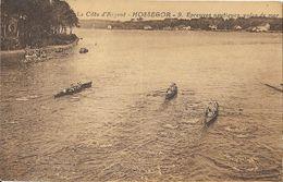 Aviron, épreuves Nautiques, Yoles De Mer, Hossegor, La Côte D'Argent - Carte N° 9 Non Circulée - Rowing