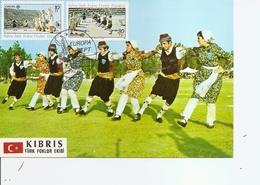 Danse - Europa 1981 ( CM De Chypre Turc De 1981 à Voir) - Danse