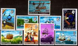 BERMUDA  2 X  SET   MNH            SHIPS - Bermudes