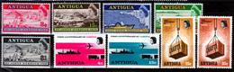 ANTIGUA  2  X  SETS   MNH            SHIPS - Antigua Et Barbuda (1981-...)