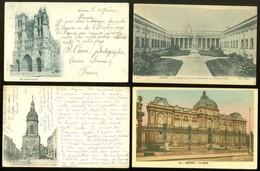 Lot De 60 Cartes Postales De France  Somme  Amiens   Lot Van 60 Postkaarten Van Frankrijk ( 80 ) - 60 Scans - Cartes Postales