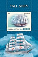 Sierra Leone 2018 Tall Ships S201811 - Sierra Leone (1961-...)